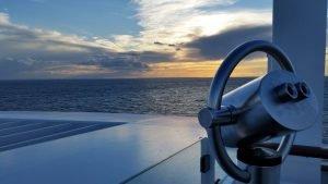 AIDAprima auf Seefahrt